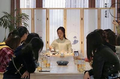 茶文化讲师课程班